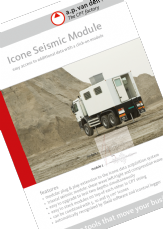 Icone Seismic Module for Seismic CPT