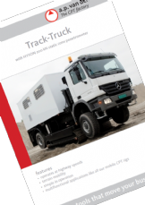 CPT Rig: Track-Truck