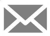 Mail-Icon-White-on-Grey