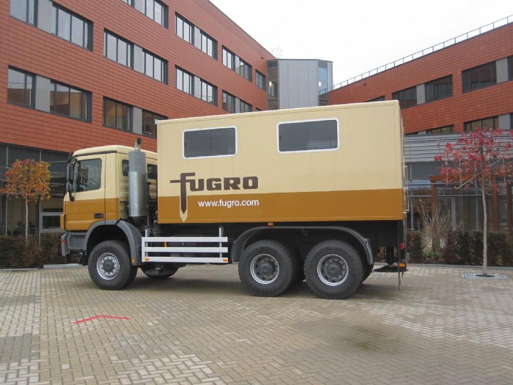 Cpt Truck A P Van Den Berg